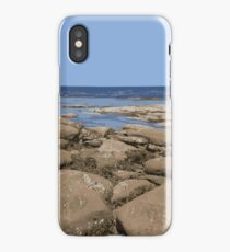 Lounging at Low Tide iPhone Case