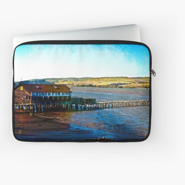 Launch For Hire Laptop Sleeve