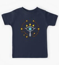 The Sheikah Slate Kids Tee