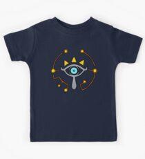 Der Scheich Schiefer Kinder T-Shirt