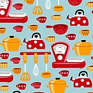 Kitchenware by Sonia Pascual