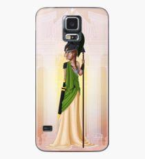 Greek Goddess - Athena Case/Skin for Samsung Galaxy
