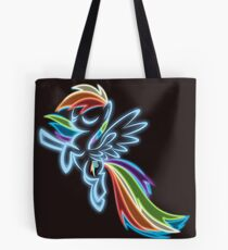 Dash Neon - My Little Pony Tote Bag