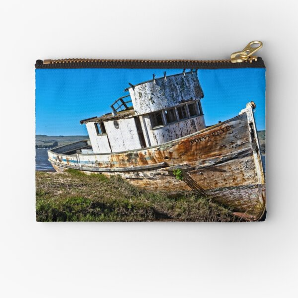 The Point Reyes Zipper Pouch