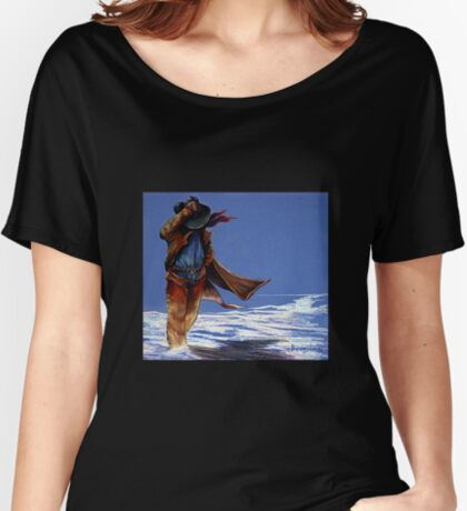 North Wind Blowin' Women's Relaxed Fit T-Shirt