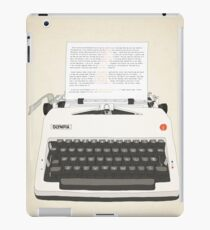 Ruby Sparks iPad Case/Skin