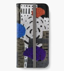 Invasion at Night iPhone Wallet/Case/Skin