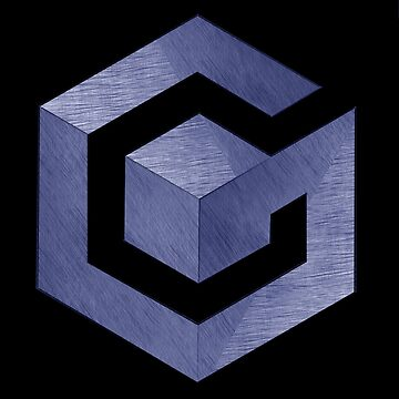 ° GEEK ° Gamecube Denim Logo by ArtLOGO