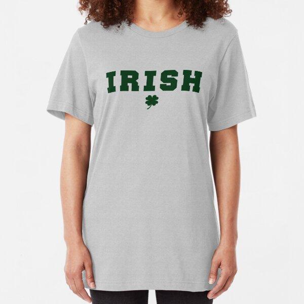 IRISH - The Departed (Frank Costello - Jack Nicholson) Slim Fit T-Shirt