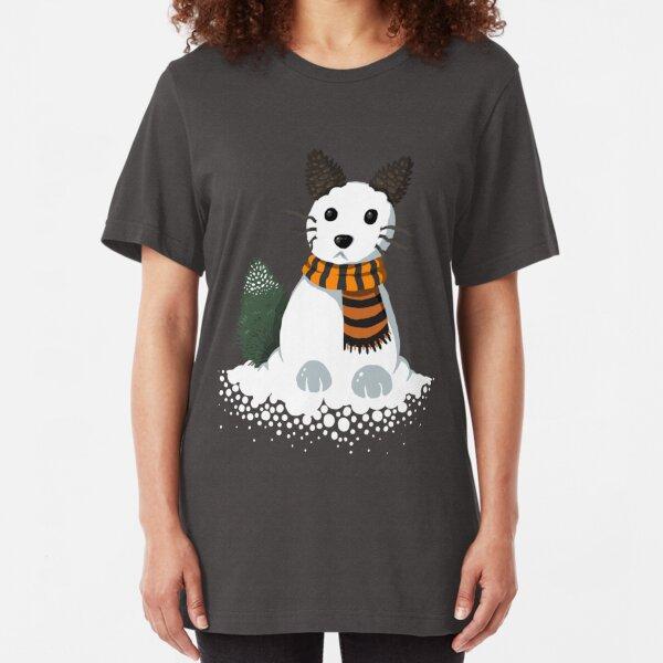 SnowFox Slim Fit T-Shirt