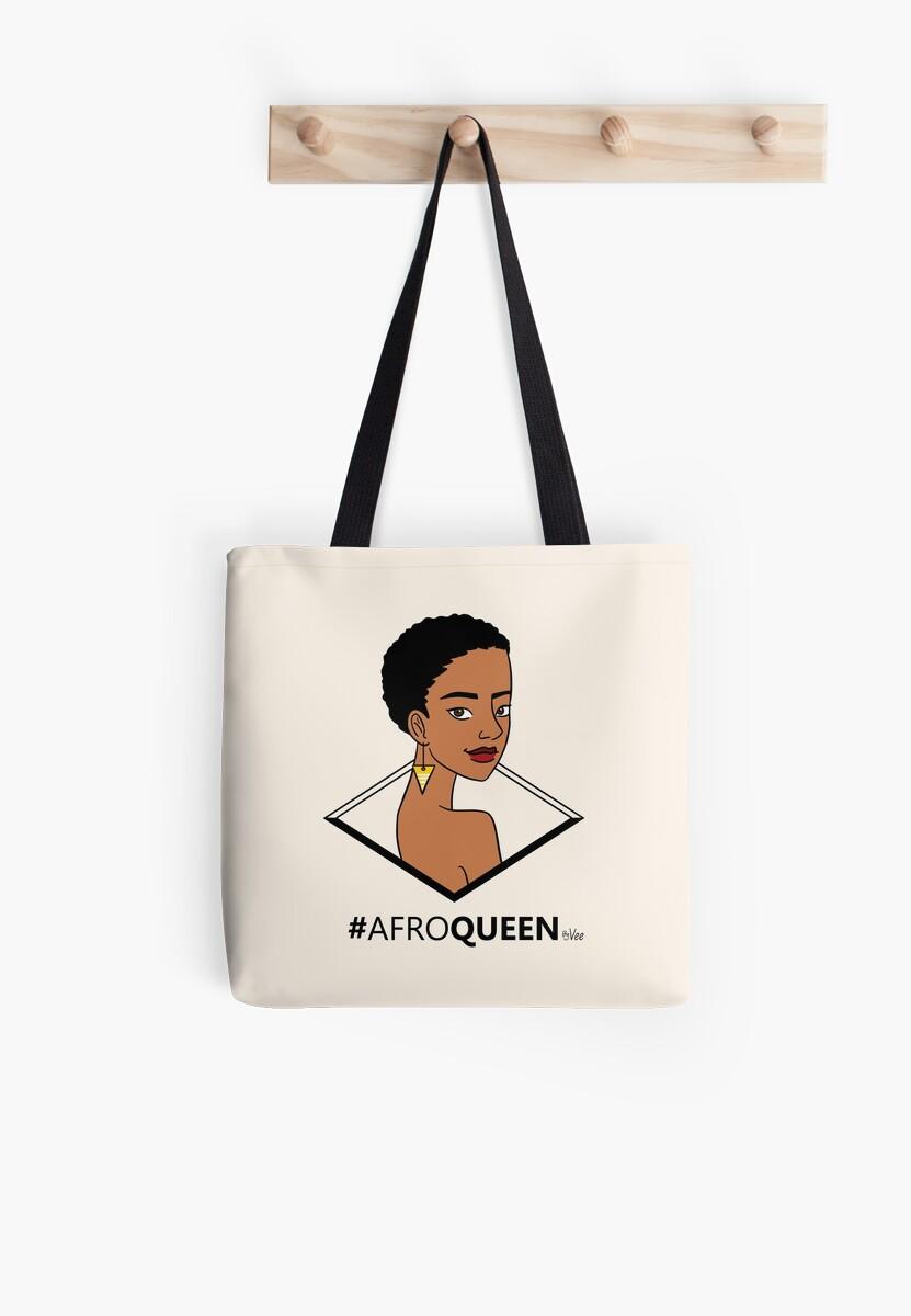 « AfroQueen - TWA » par vee-madinina