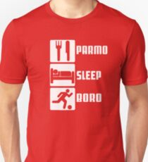 PARMO SLEEP BORO Unisex T-Shirt