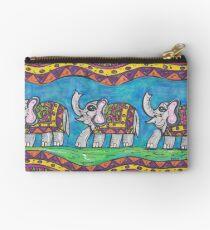 Groovy Elephant Parade Studio Pouch