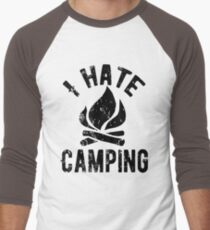 I Hate Camping T-Shirt