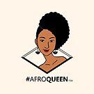 « AfroQueen - AfroPuff » par vee-madinina
