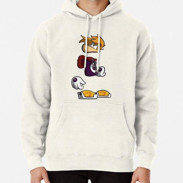 Grumpy Rayman Pullover Hoodie