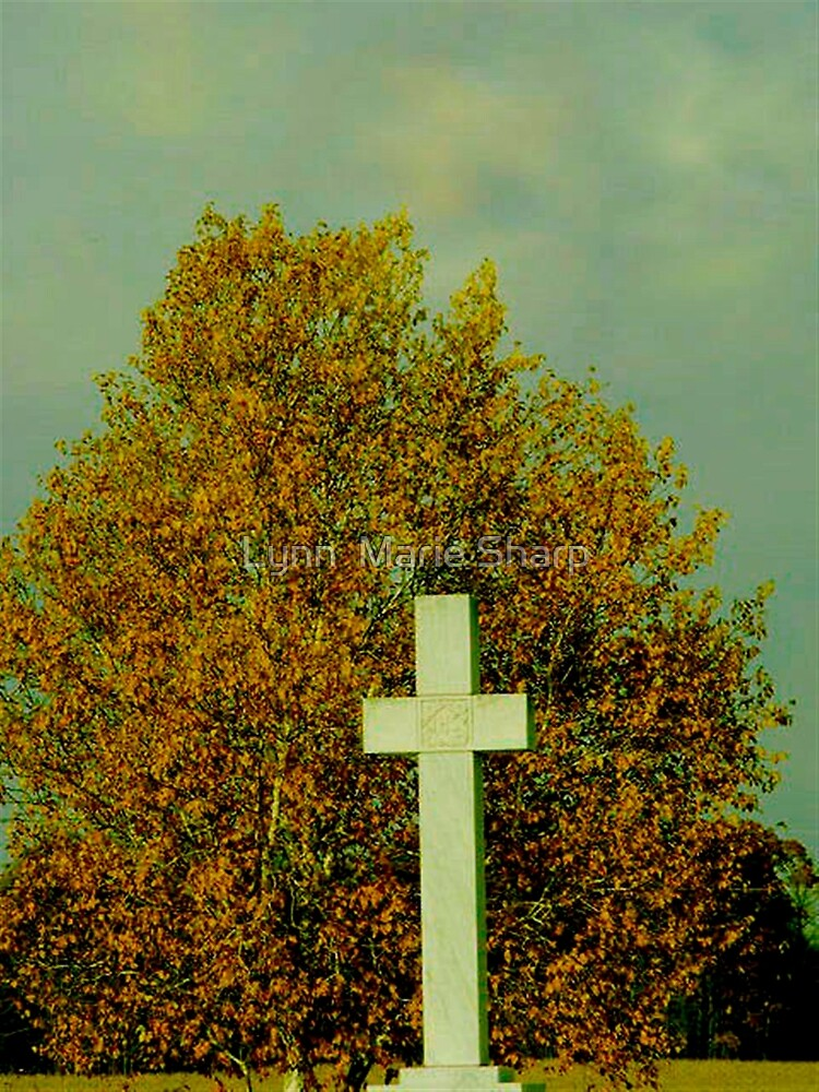 A Prayer of Thanksgiving by Marie Sharp