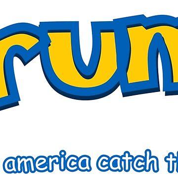 trump (make america catch them all) by cavia
