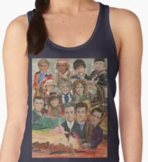 Gallifrey Stands Women's Tank Top