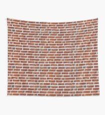 brick wall Wall Tapestry