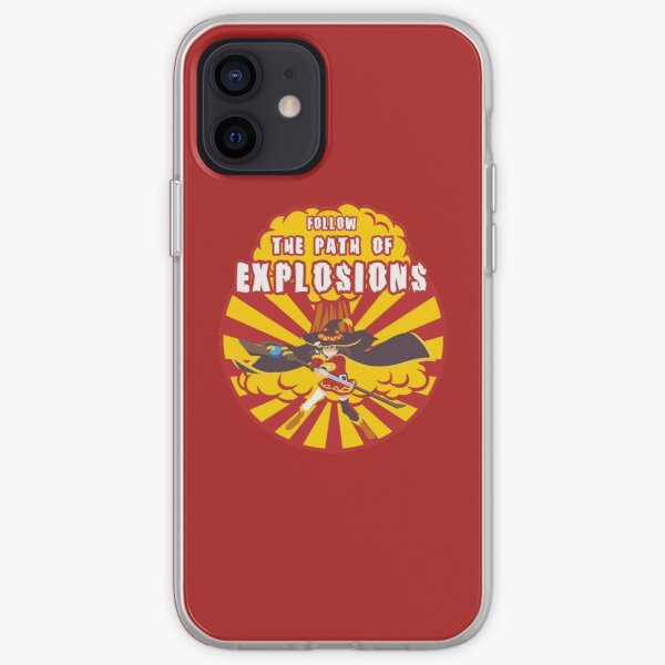 Path of Explosions iPhone Soft Case