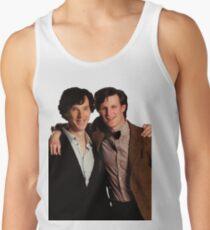 Sherlock and Eleven Tank Top