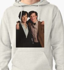 Sherlock and Eleven Pullover Hoodie