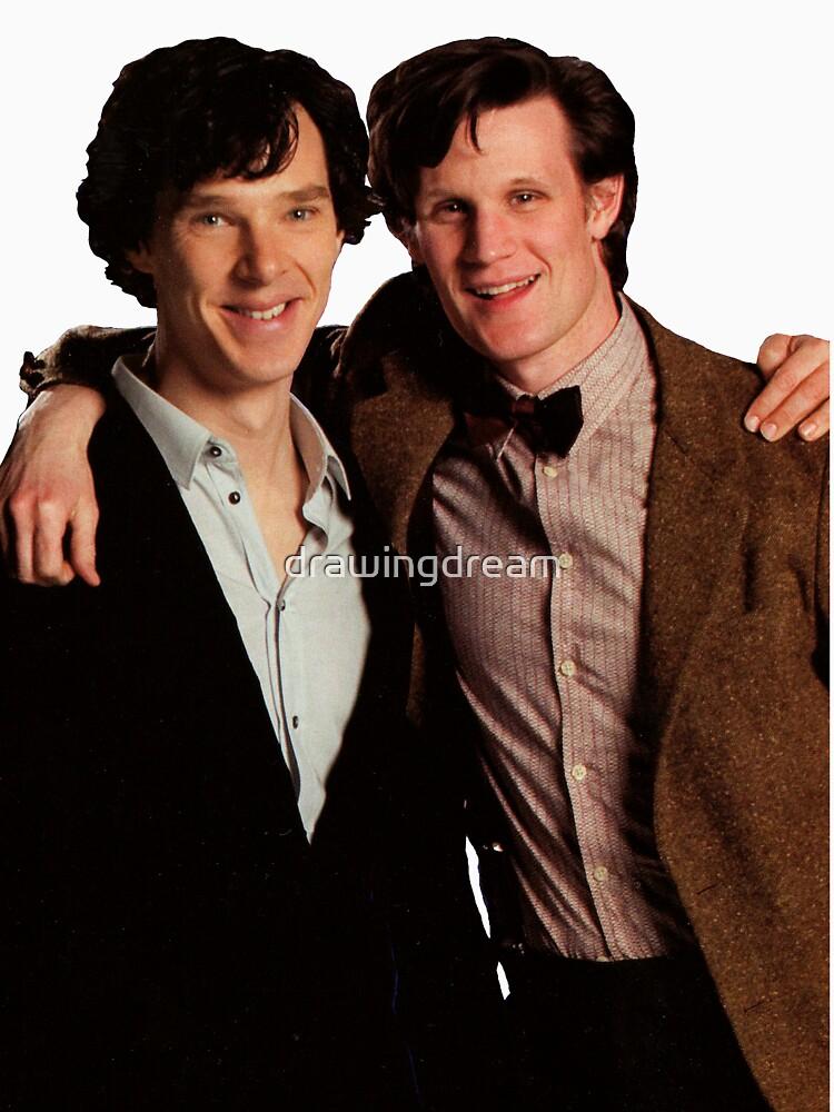 Sherlock and Eleven | Unisex T-Shirt