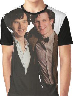 Sherlock and Eleven Graphic T-Shirt