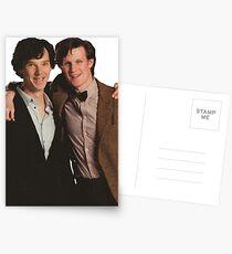 Sherlock and Eleven Postcards