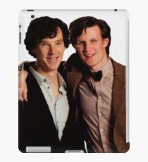 Sherlock and Eleven iPad Case/Skin