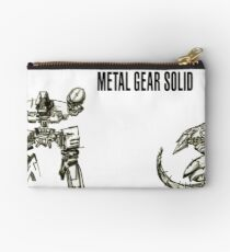 Metal Gear Solid  Studio Pouch