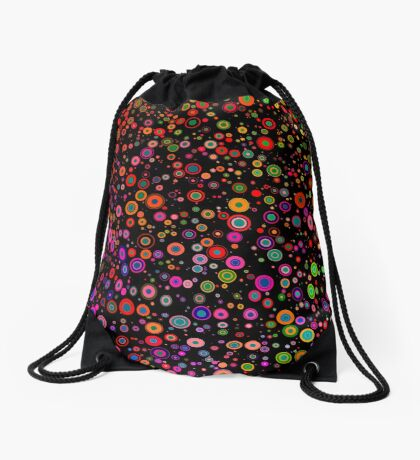 Spots 003 Drawstring Bag