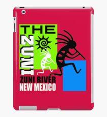 THE ZUNI-2 iPad Case/Skin