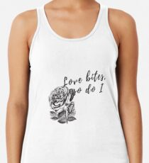 2eb274adcfc989 LOVE BITES (bite back) Women s Tank Top
