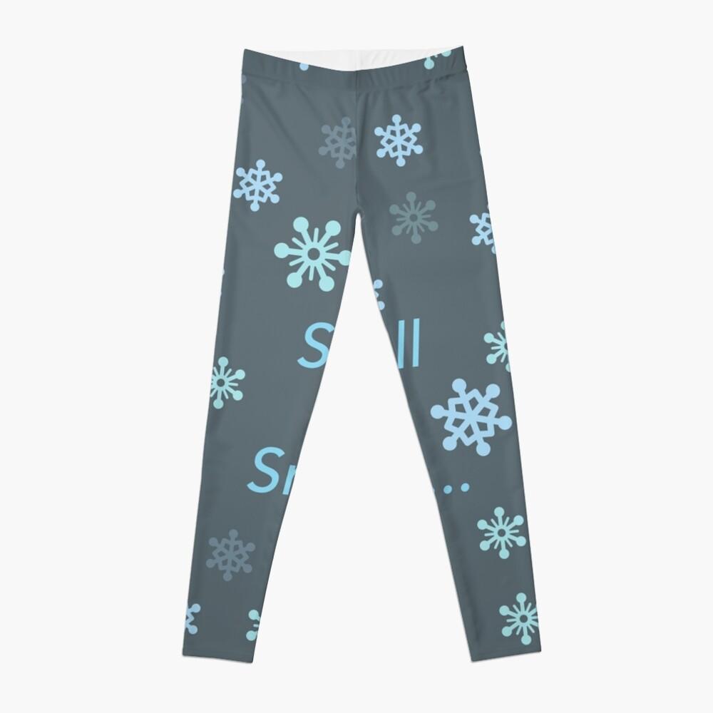 I Smell Snow Leggings