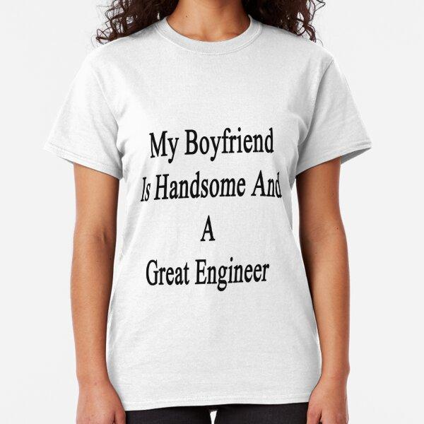 ENGINEER LONG SLEEVE T SHIRT GIFT FOR GRAND DAD BOYFRIEND HUSBAND