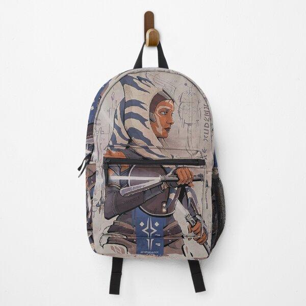 Rebels Clone Wars Ahsoka Tano Backpack  Backpack