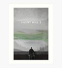 Silent Hill 2 Poster Art Print