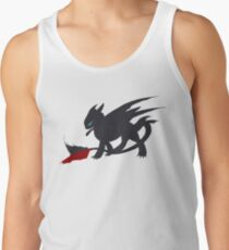 Toothless Tank Top