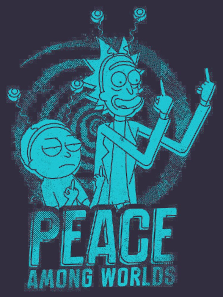 TShirtGifter presents: Peace Among Worlds | Unisex T-Shirt