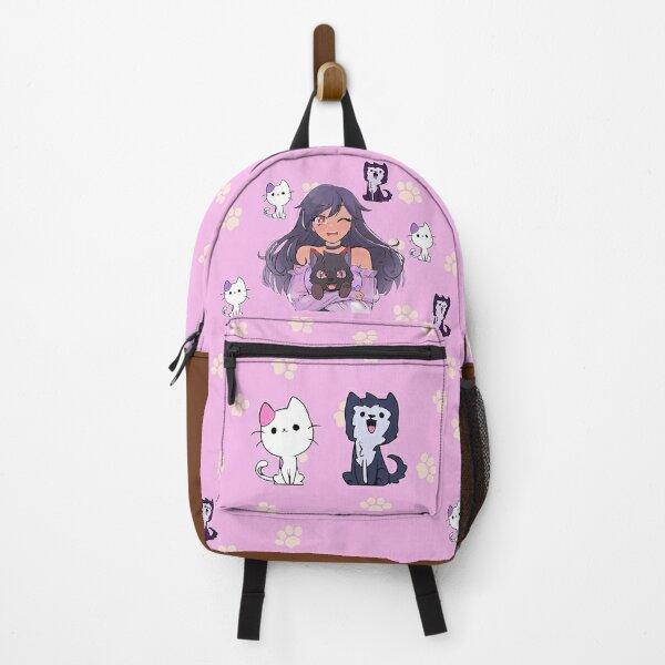 Aphmau Pets Sticker Pack Backpack  Backpack