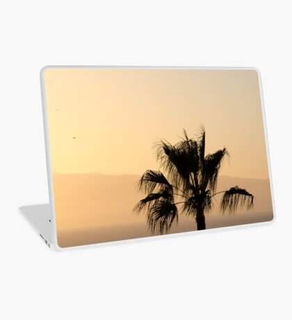 Sunset over La Gomera Laptop Skin