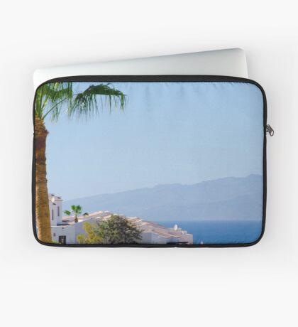 Los Gigantes, Tenerife Laptop Sleeve