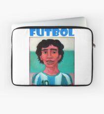 Soccer hero Laptop Sleeve