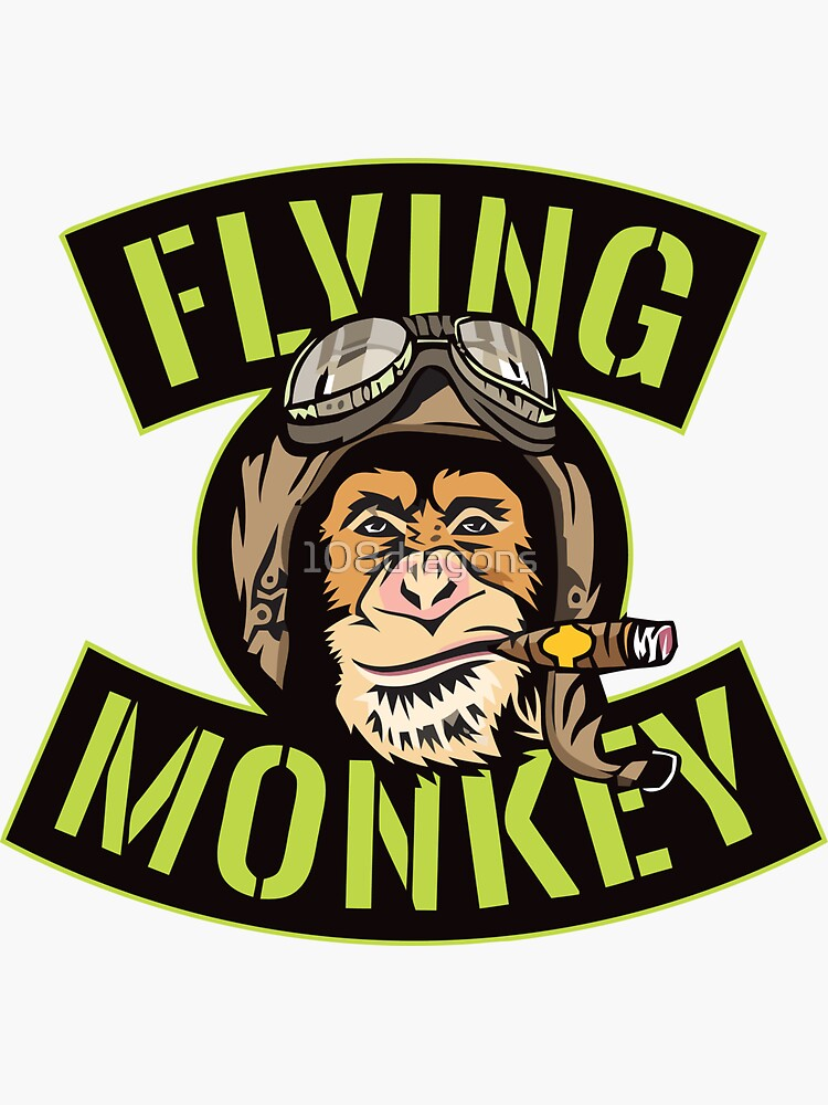 Flying Monkey Beer by 108dragons