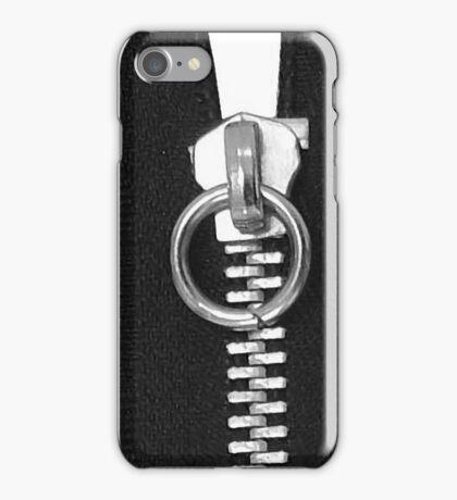 unzip iPhone Case/Skin