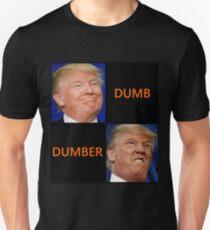 dumb trump Unisex T-Shirt