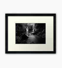 Florence Falls, Litchfield National Park, Australia Framed Print