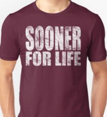 Sooner for Life T-Shirt
